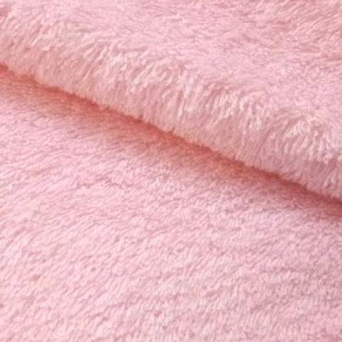 Felpa o rizo de toalla light pink