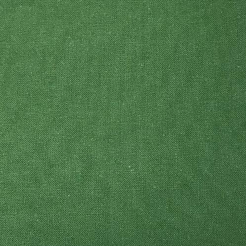Sábana algodón verde billar