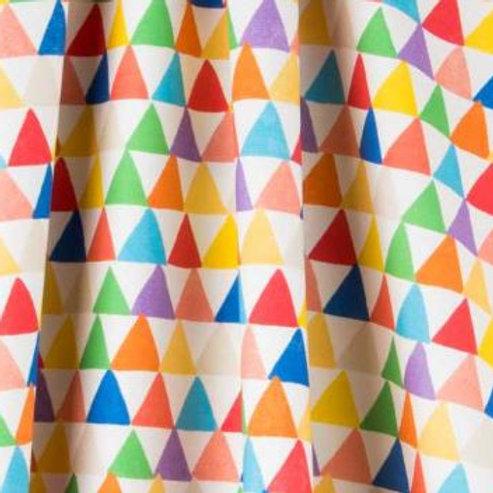 Loneta triangulos