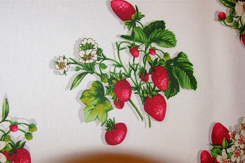 Mantel fresas