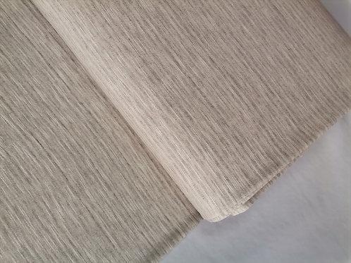 Punto chispeado gris perla