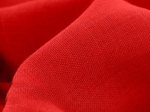 Arpillera de yute roja - 140 cm