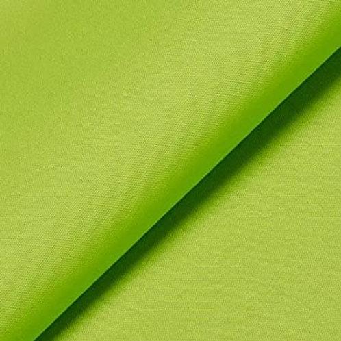 Popelín verde pistacho