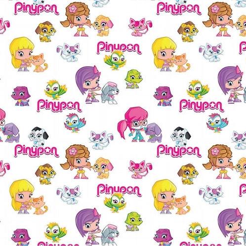 Algodón Pinypon