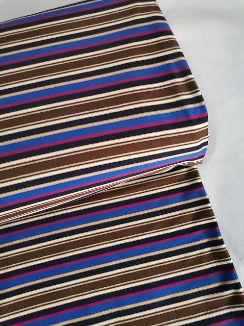 Punto Camiseta Blue Stripes