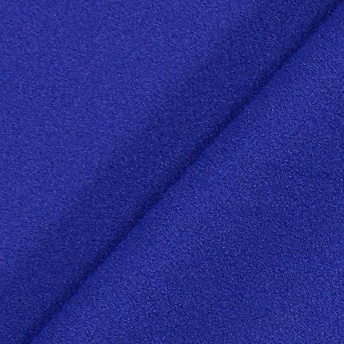 Popelín electric blue