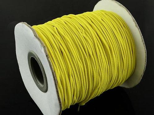 Cordón de goma elástica redonda 1.5 mm