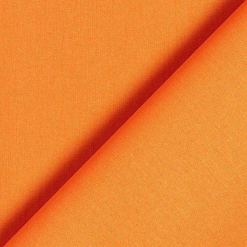 Popelín Orange