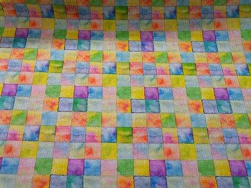 Algodón Rubik