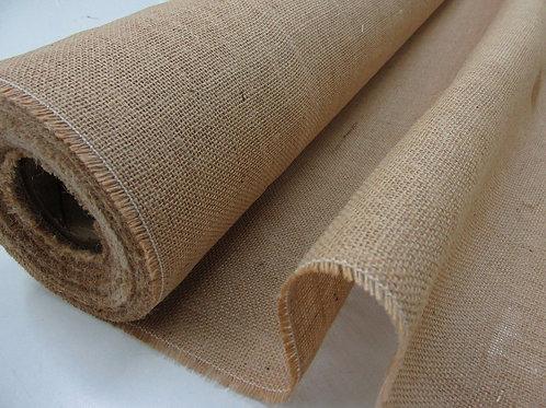 Arpillera o tela de saco color natural