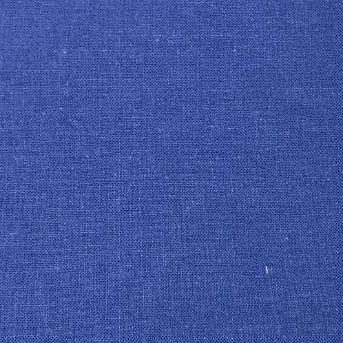 Sábana algodón azulón