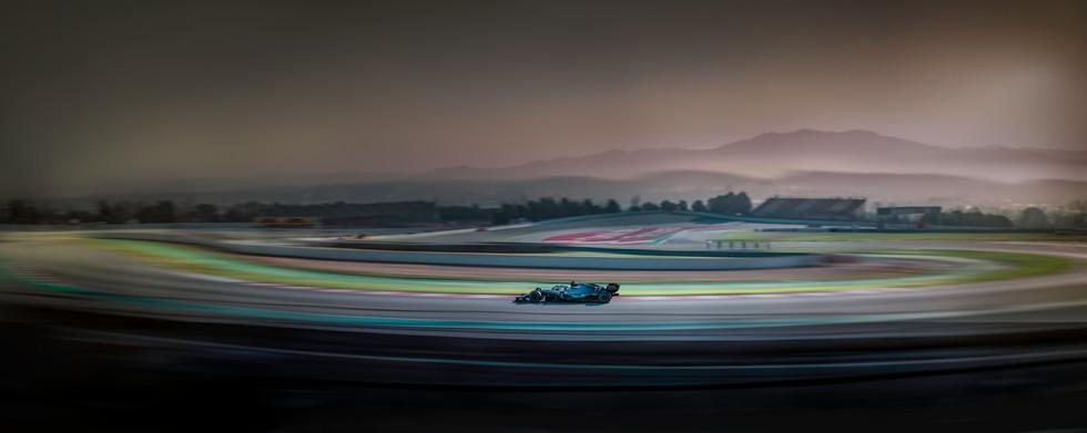 Mercedes AMG F1 W11