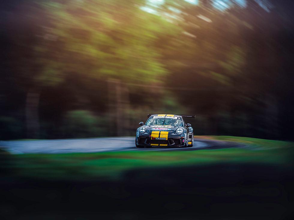 Porsche GT3 IMSA Racing