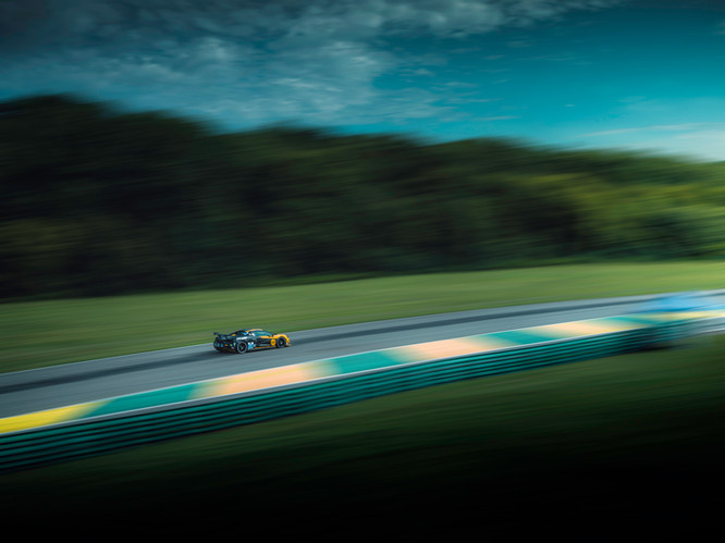 Mclaren Pfaff Racing