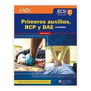 Manual ECSI Primeros Auxilios  RCP y DEA