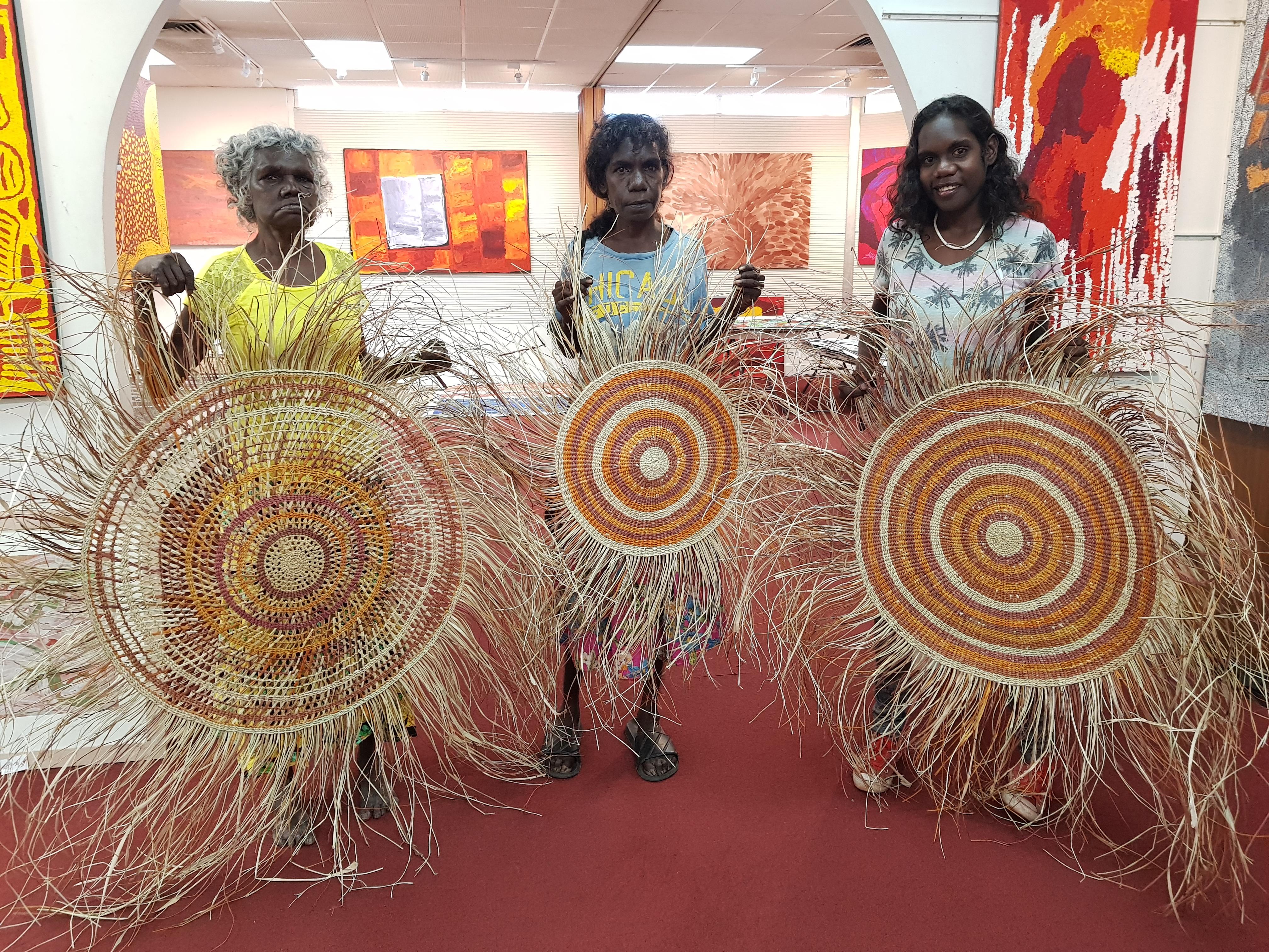 Aboriginal ladies