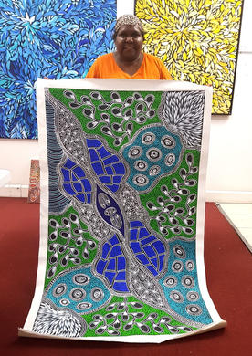 14199 Sharon Numina Aboriginal Art For S