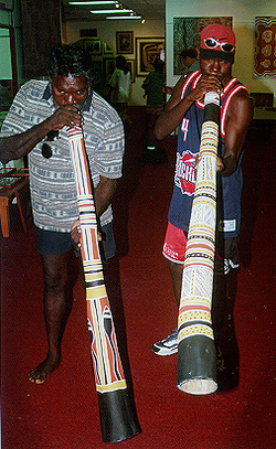 Yidaki  didgeridoo