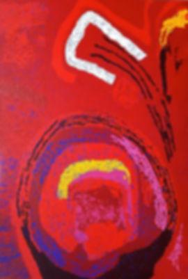 Aboriginal art online by artist Tomy Watson