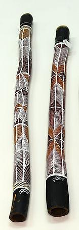 small didgeridoo art