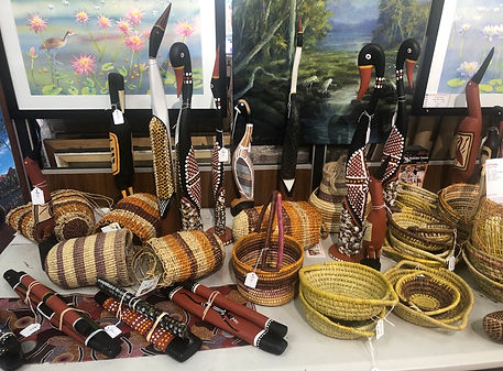 Aboriginal Artefacts For Sale Fine Arts Gallery