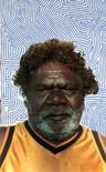 George Tjungurrayi Hairbrush