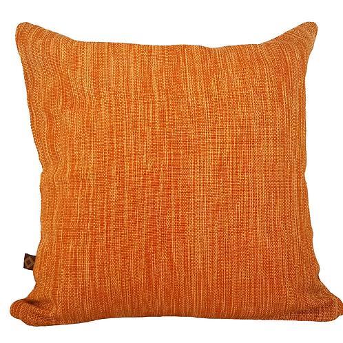 Mixed color pillow - orange