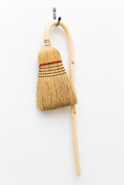 Raul De Lara, Tired Broom (Texas), 2020