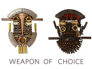 Mabunda at Weapon of Choice