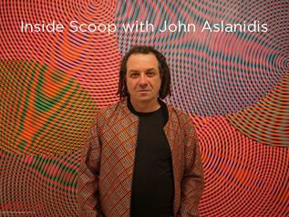 John Aslanidis in Hong Kong