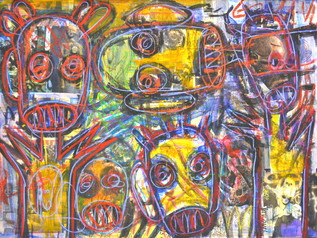 African Collectors Dominated Sales at Sotheby's Contemporary African Art Auction in London