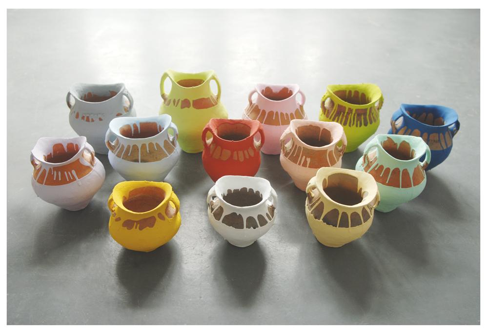 Neolithic Vases