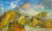 Shitao - van Gogh #10_2004_36x60.jpg
