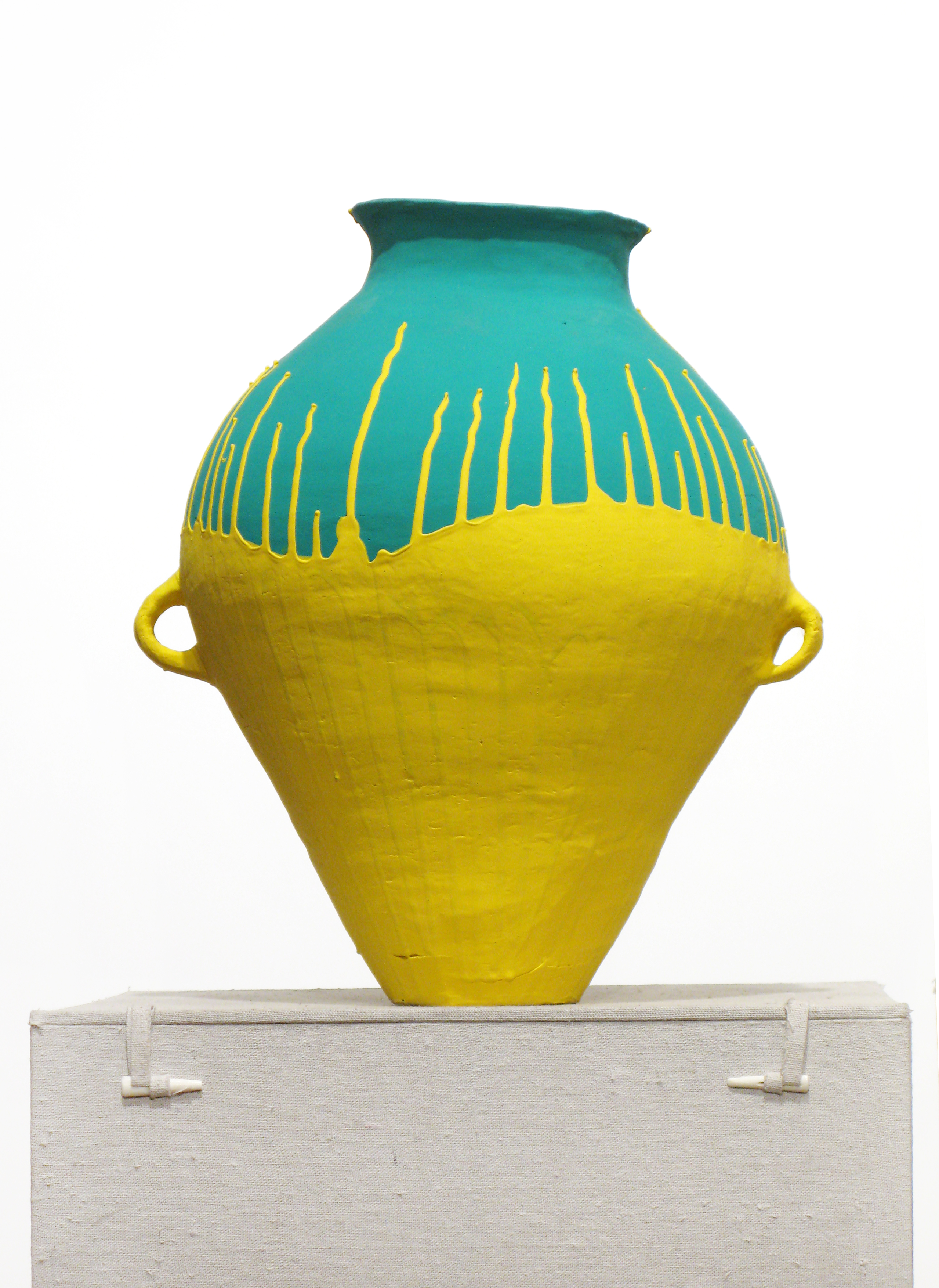 Colored Vases
