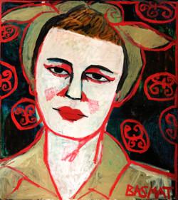 Magie  -  150cm x 140cm, Oil on Canvas