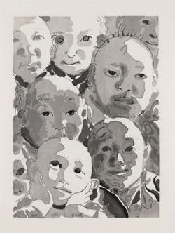 Untitled (Boys in Crowd)