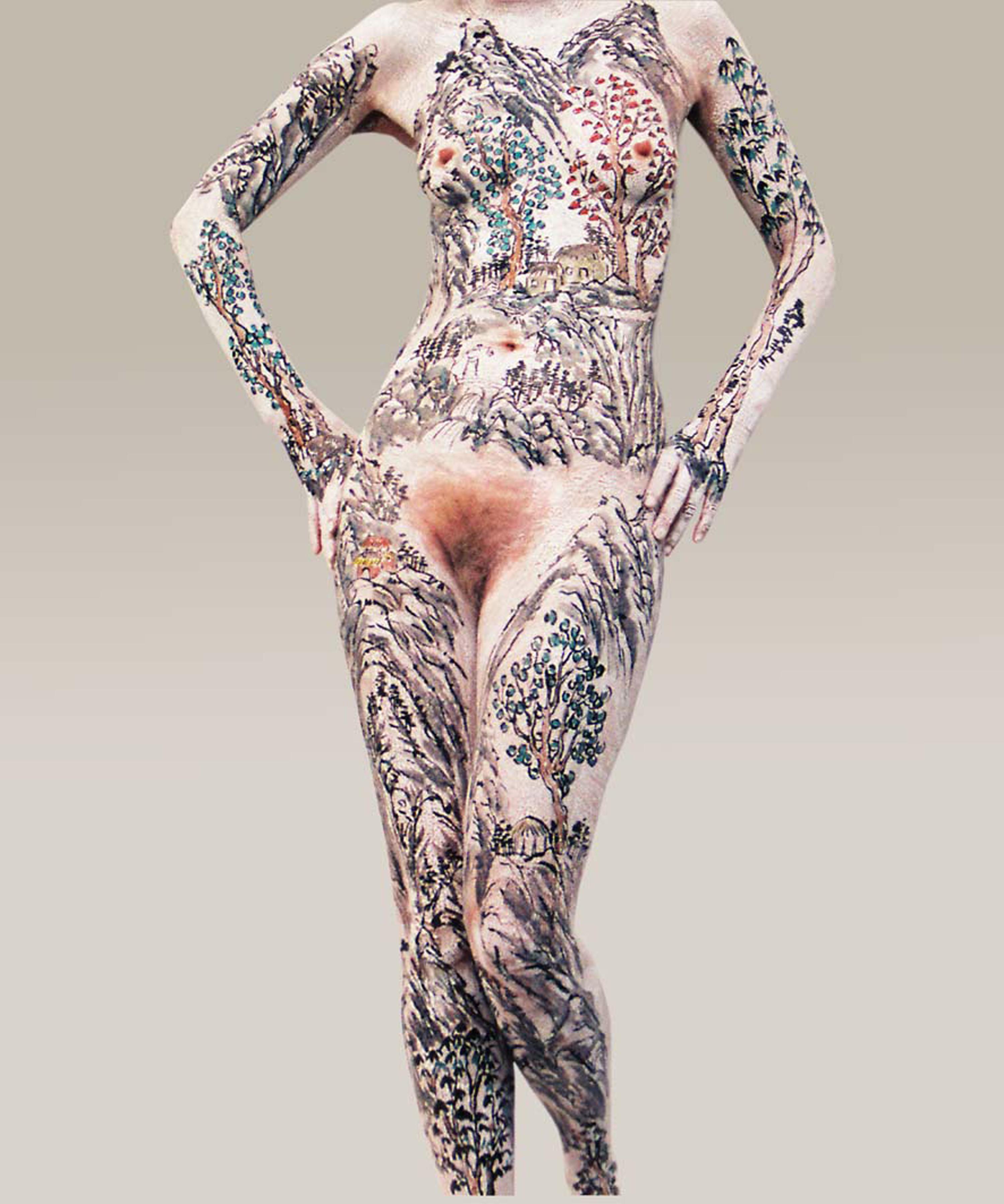Body Shan-Shui 1