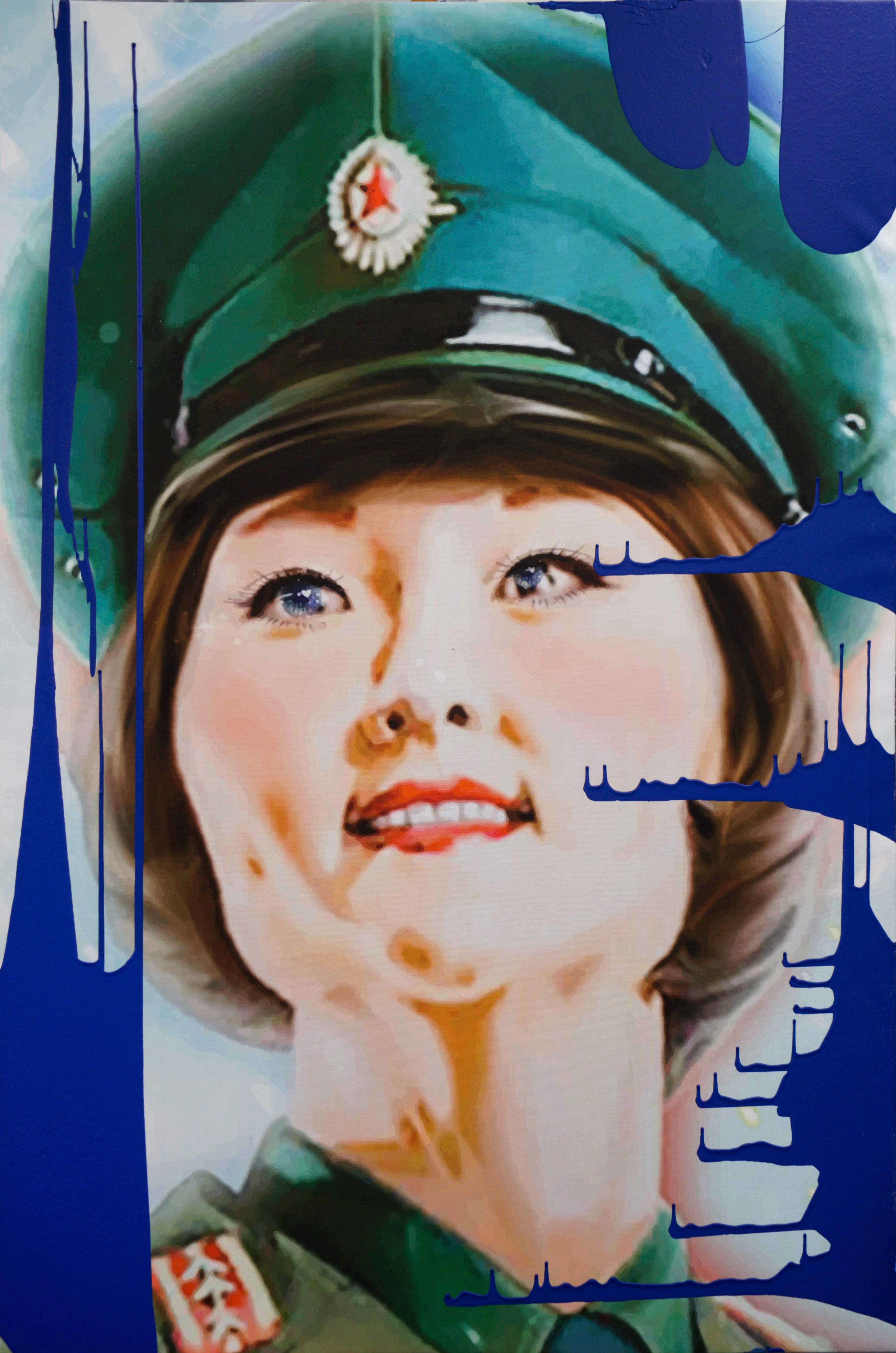 Umma (Yves Klein Blue Dip)