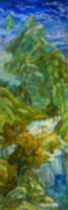 Bada - van Gogh #6_2004-2005_78¾x25¼.jpg