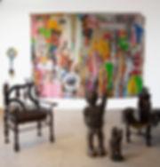 African Gallery Install 5.jpg