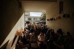 Unikat-Bühne beim Wiesenviertelfest 2019