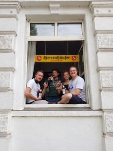 Bierabend: Window Hopping #2
