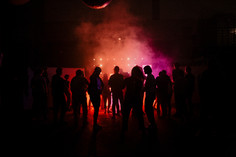 MDM-Party im Oktober 2019