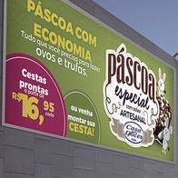 Case Páscoa