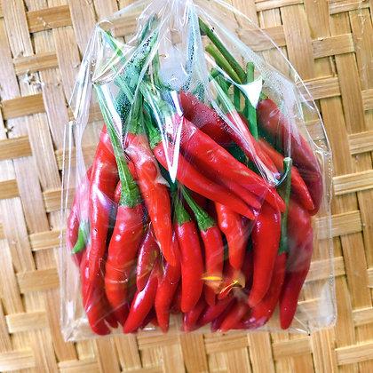 พริกจินดาแดง (80 กรัม)