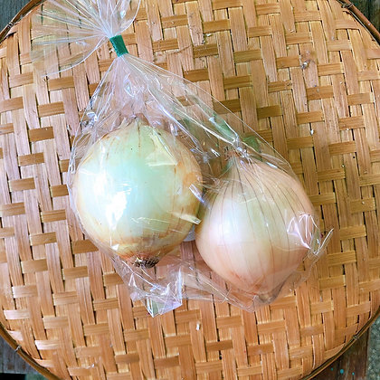 หัวหอมใหญ่ (4หัว)