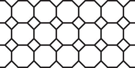 10 inch Octagon Tile (Original Paper)