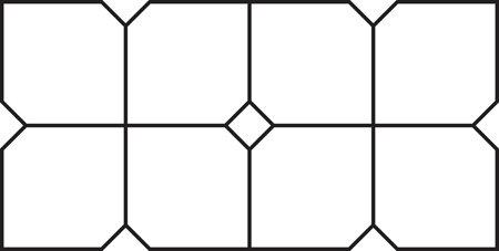 16 inch Diamond Tile (Original paper)
