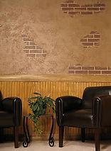 Drywall decorative concrete stencils