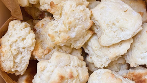 Damn Good Buttery GF Biscuits